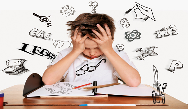 المؤشرات الأكاديمية الدالة على وجود صعوبات التعلم
